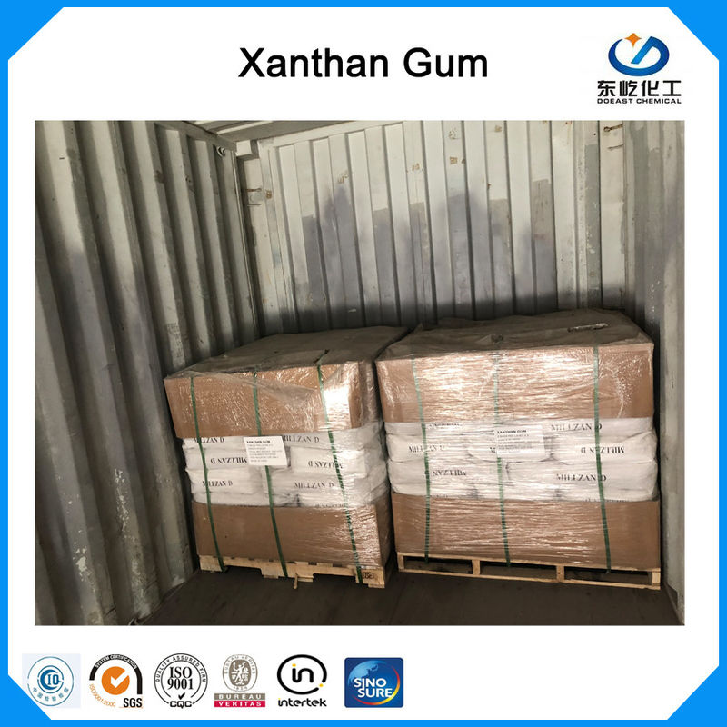 E415 XC Polymer Xanthan Gum Food Grade Water Soluble Corn Starch Raw Material