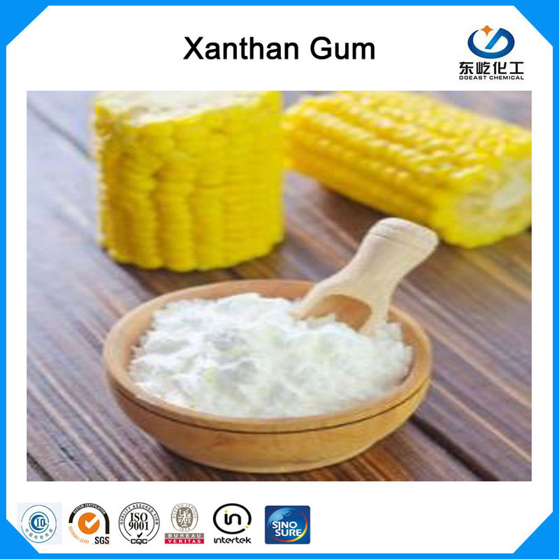 Food Additives XC Polymer Thickener CAS 11138-66-2 With Halal Certification